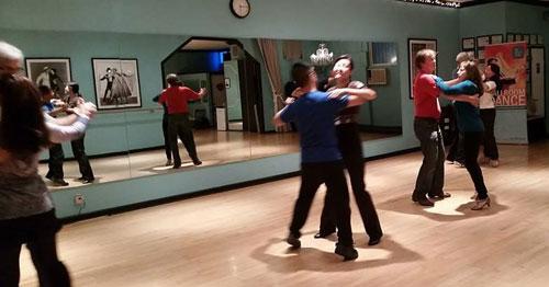 Ballroom Dancing Class Los Angeles