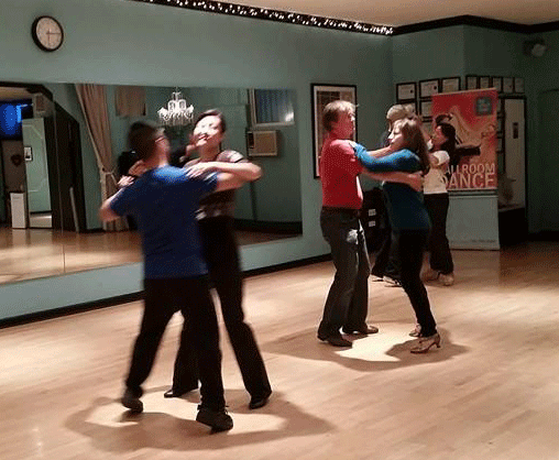 Free Ballroom Dance Classes in Los Angeles
