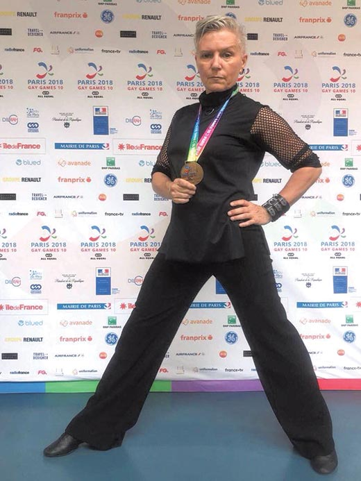 Gay Games Ballroom Dance Competition
