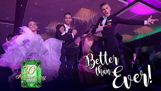 Emerald Ball Ballroom Dance Competition