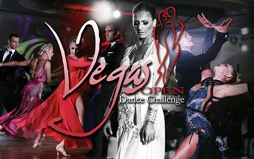 Vegas Open Challenge Ballroom Dance Competition