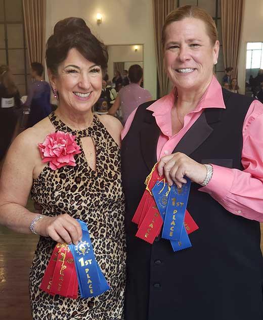 Floorplay Same-Sex Dance Competition Winners