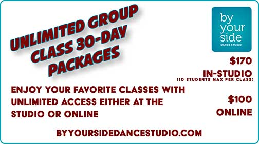 Group Dance Classes Packages
