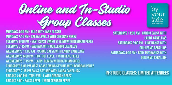 Dance Classes in Los Angeles