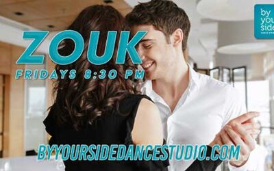 Learn the Brazilian Zouk Fridays @ 8:30 pm