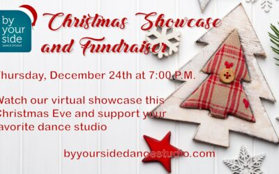 Don't Miss Our Christmas Eve Showcase and Fundraiser Thursday, December 24th @ 7:30 pm