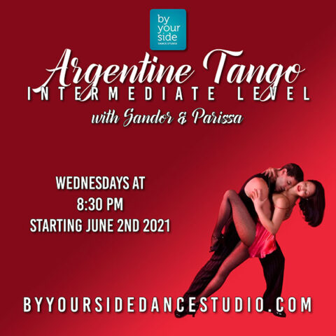 Starting June 2nd – Intermediate Argentine Tango with Sandor & Parissa