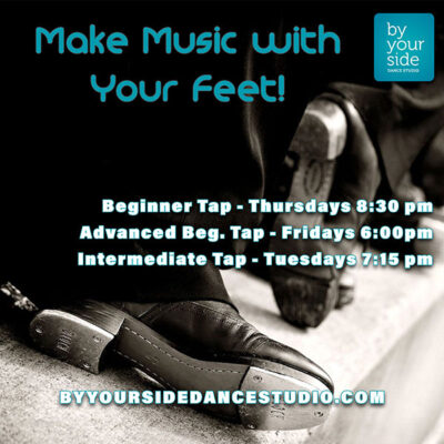 Make Music with Your Feet – Learn to Tap Dance!